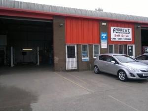 Van and car hire hull and beverley