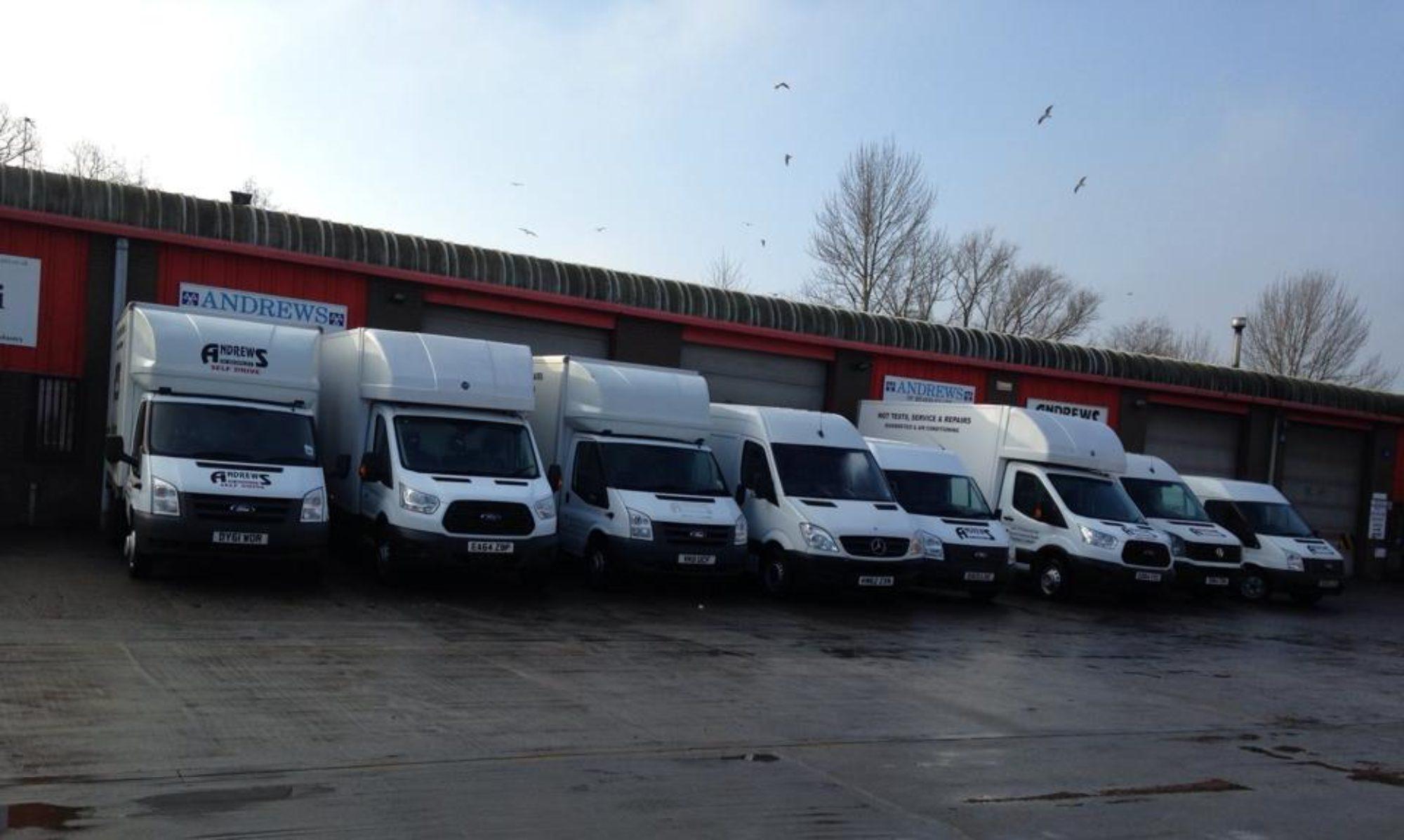 Andrews Self Drive, Beverley, Hull